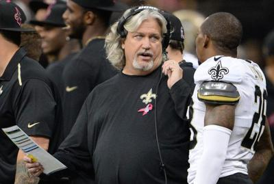 A strange, strange day: Reports fly, denials counter them and the Saints ultimately fire defensive coordinator Rob Ryan _lowres