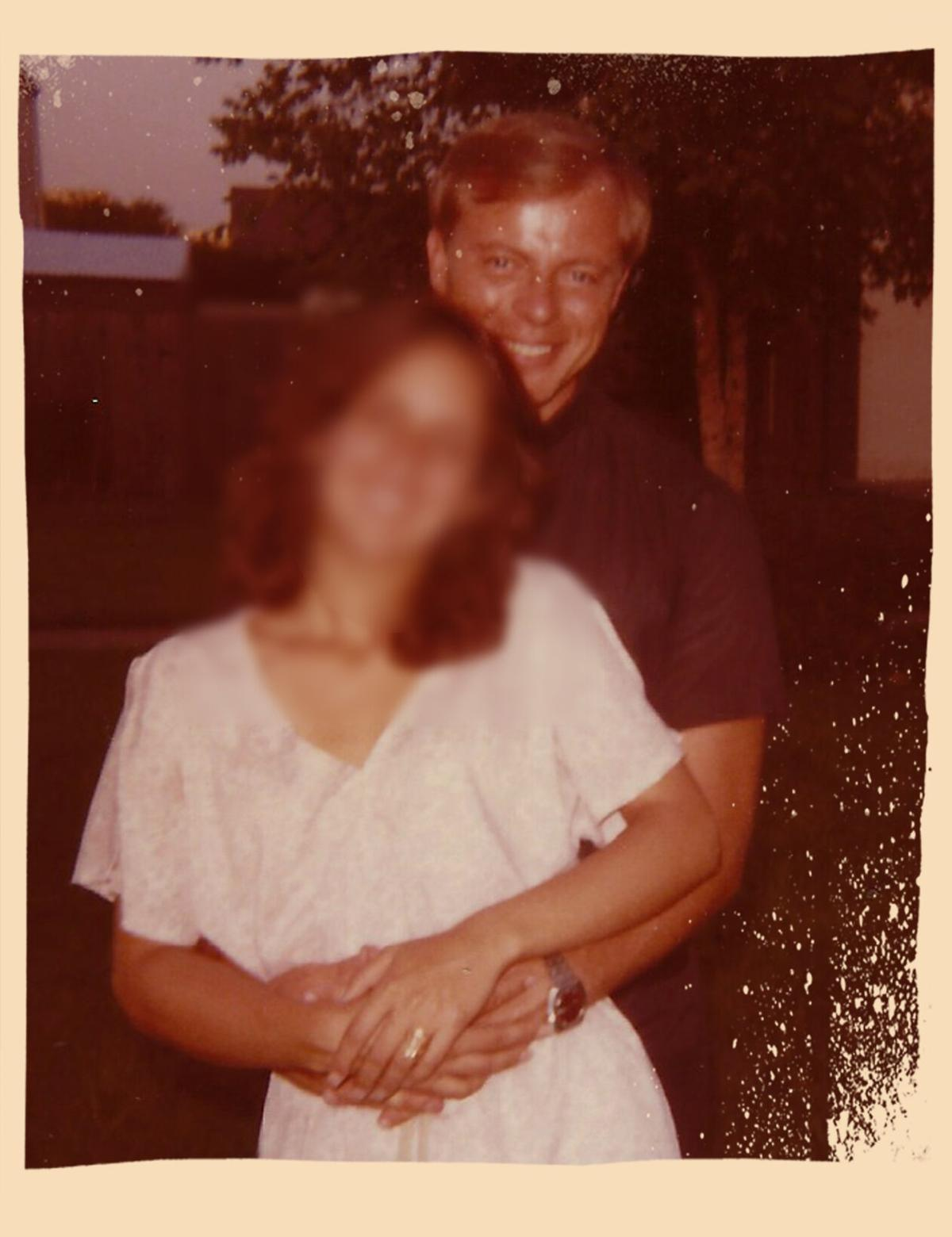 Brian Highfill with woman