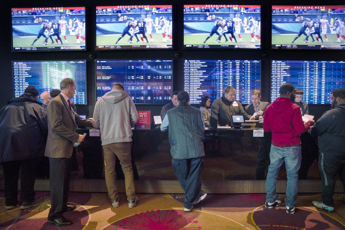 Casino Revenue-Pennsylvania