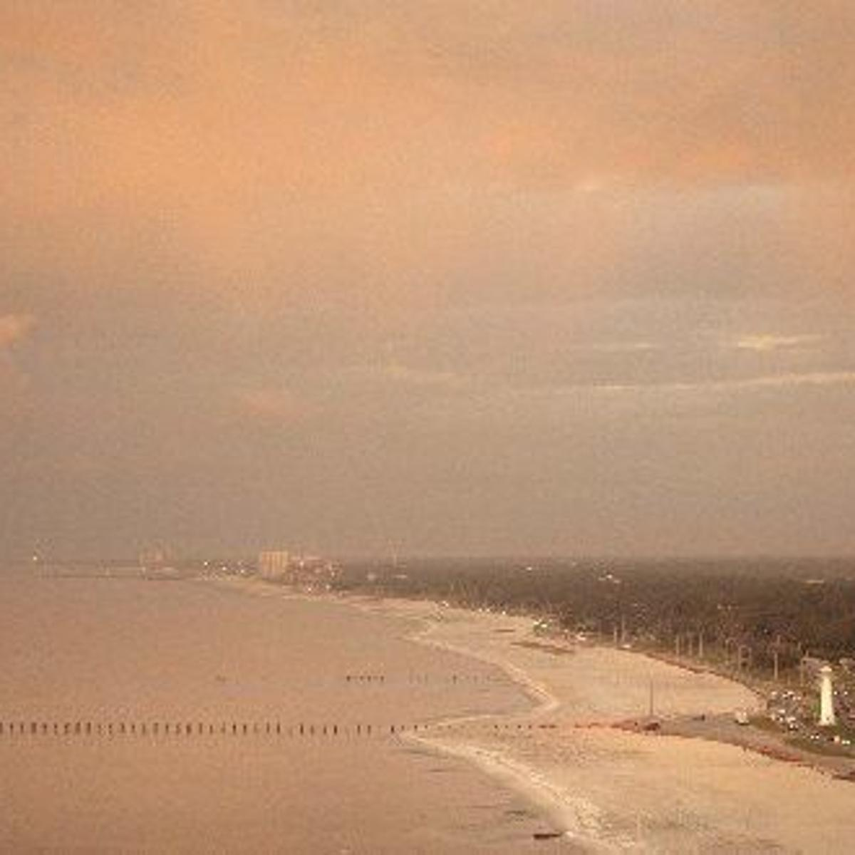 Water Advisories Issued For Some Mississippi Beaches Report One