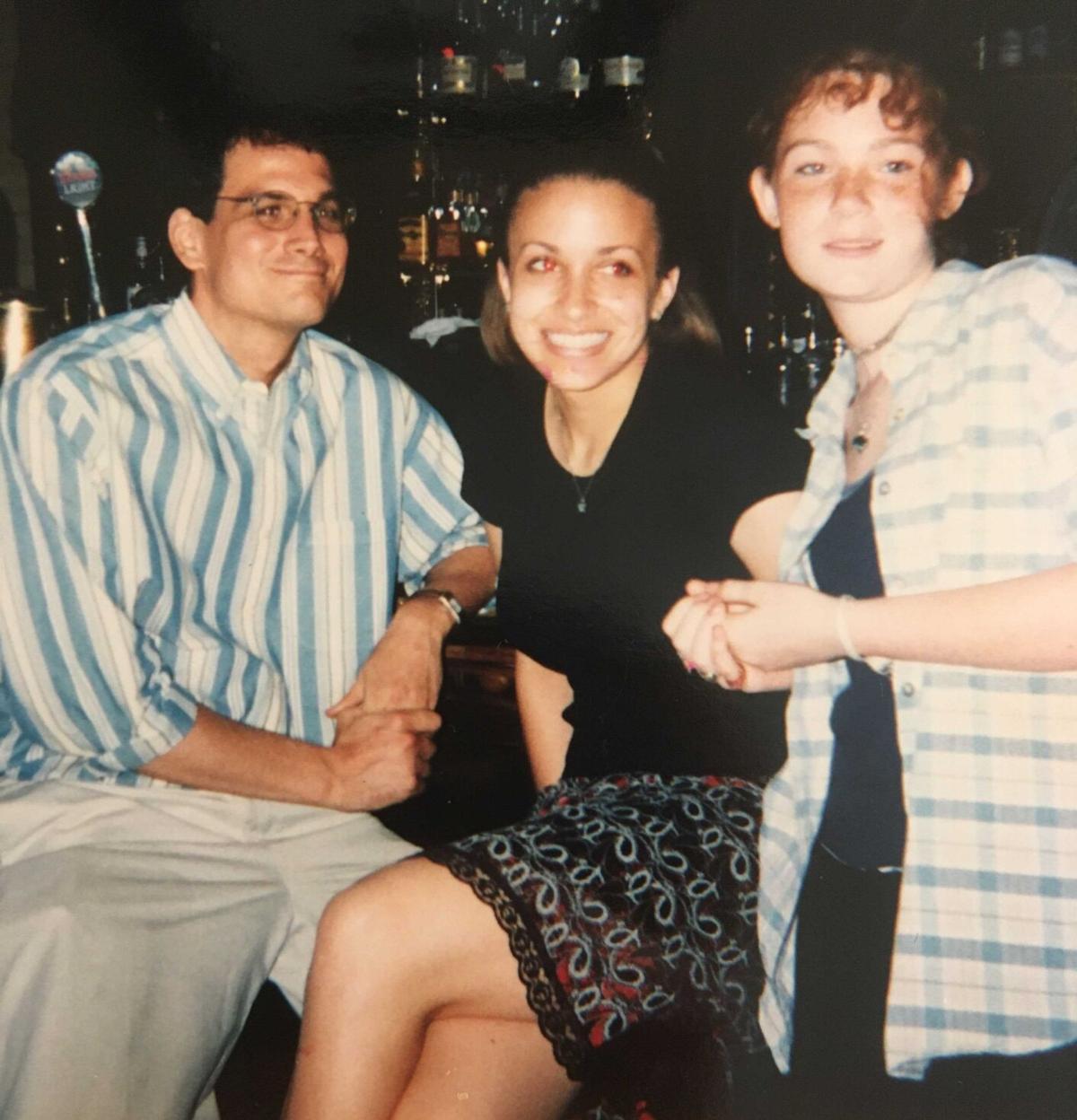 Blake Bailey, Caryn Blair, Elisha Diamond