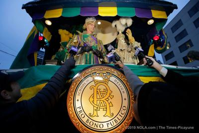 Lundi Gras at Spanish Plaza includes live music, fireworks and the arrival of Rex and King Zulu | Events | nola.com