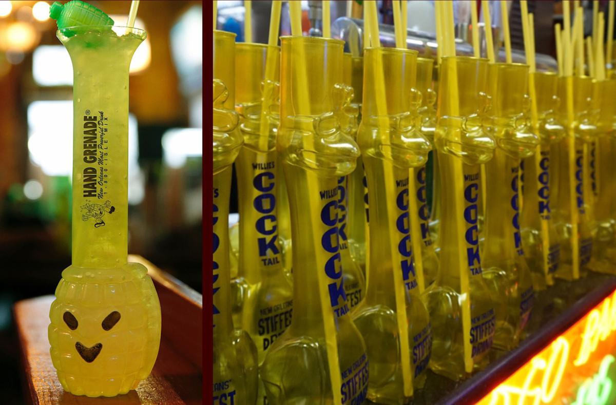 Lawsuit Claims Willie S Chicken Shack Cup Copycats Hand Grenade Cup Business News Nola Com