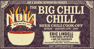 The Big Chili Chill Beer Chili Cook-Off