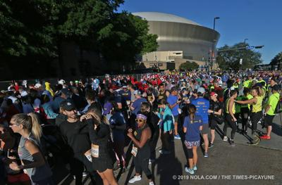 The 41st annual Crescent City Classic 10k race: See the photos