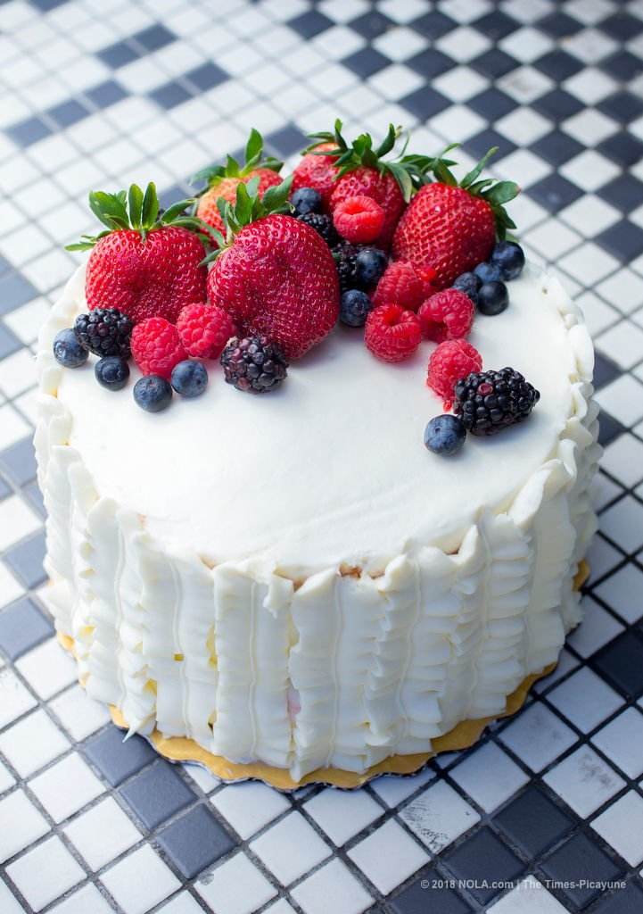 How To Make Whole Foods Berry Chantilly Cake At Home See Recipe Steps Tips And More Where Nola Eats Nola Com