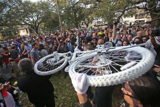 NOPD pledges better bike law enforcement