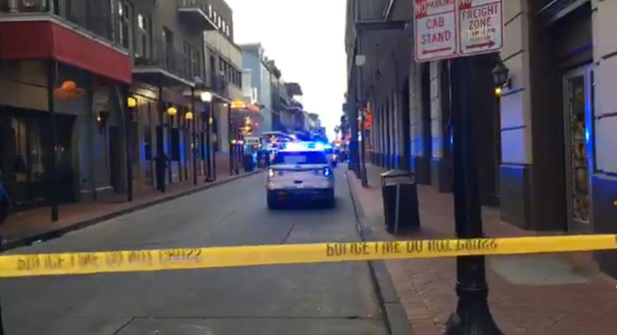 bourbon street shooting