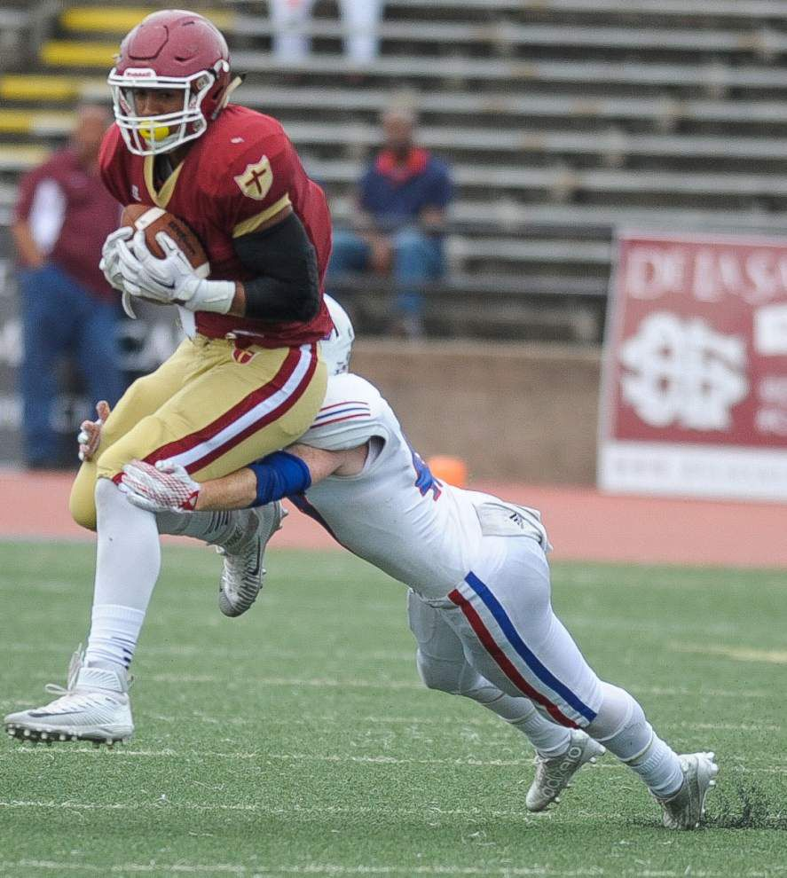 Brother Martin tops John Curtis 40-37 in overtime thriller _lowres