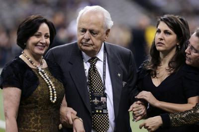 Saints owner Tom Benson's ownership lawsuit 1 week away from trial