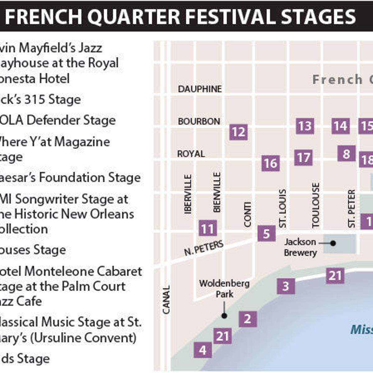 French Quarter Fest continues to expand, innovate: Our music
