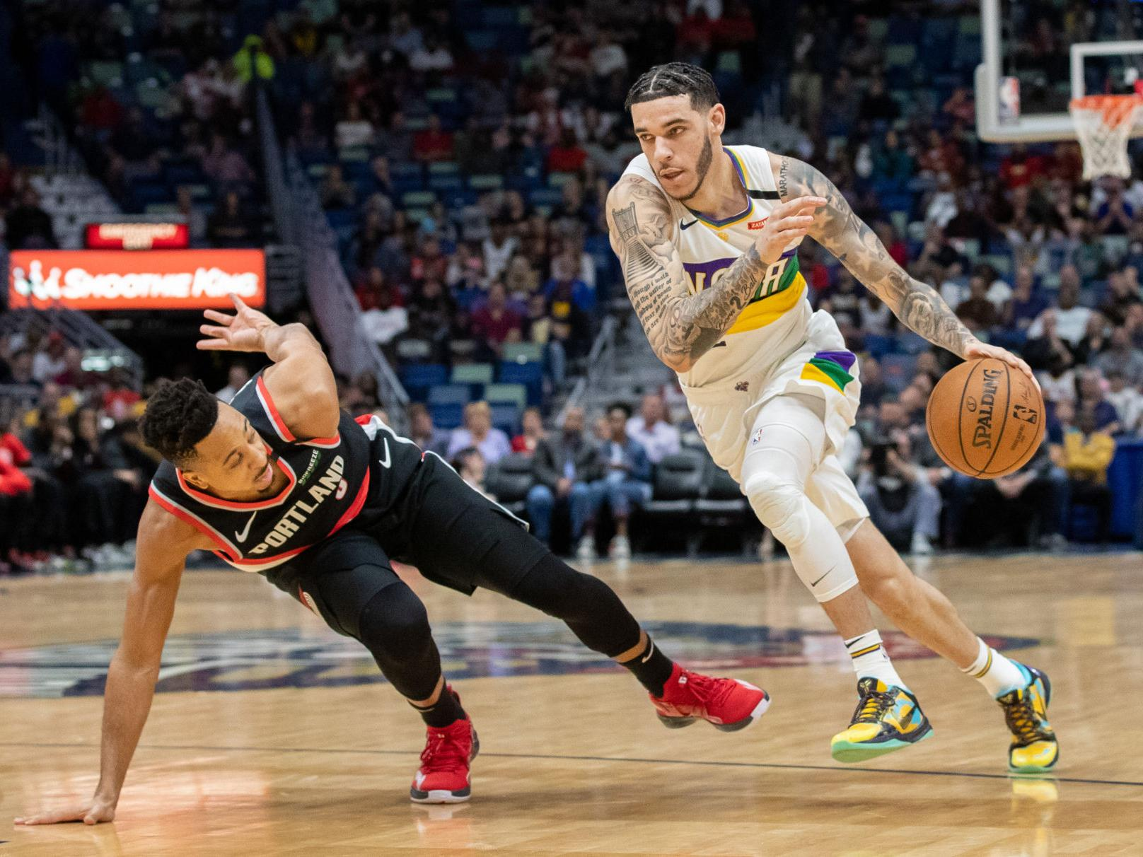What Are The Pelicans Odds To Win Nba Title How About Get To Playoffs Here S What To Know Pelicans Nola Com