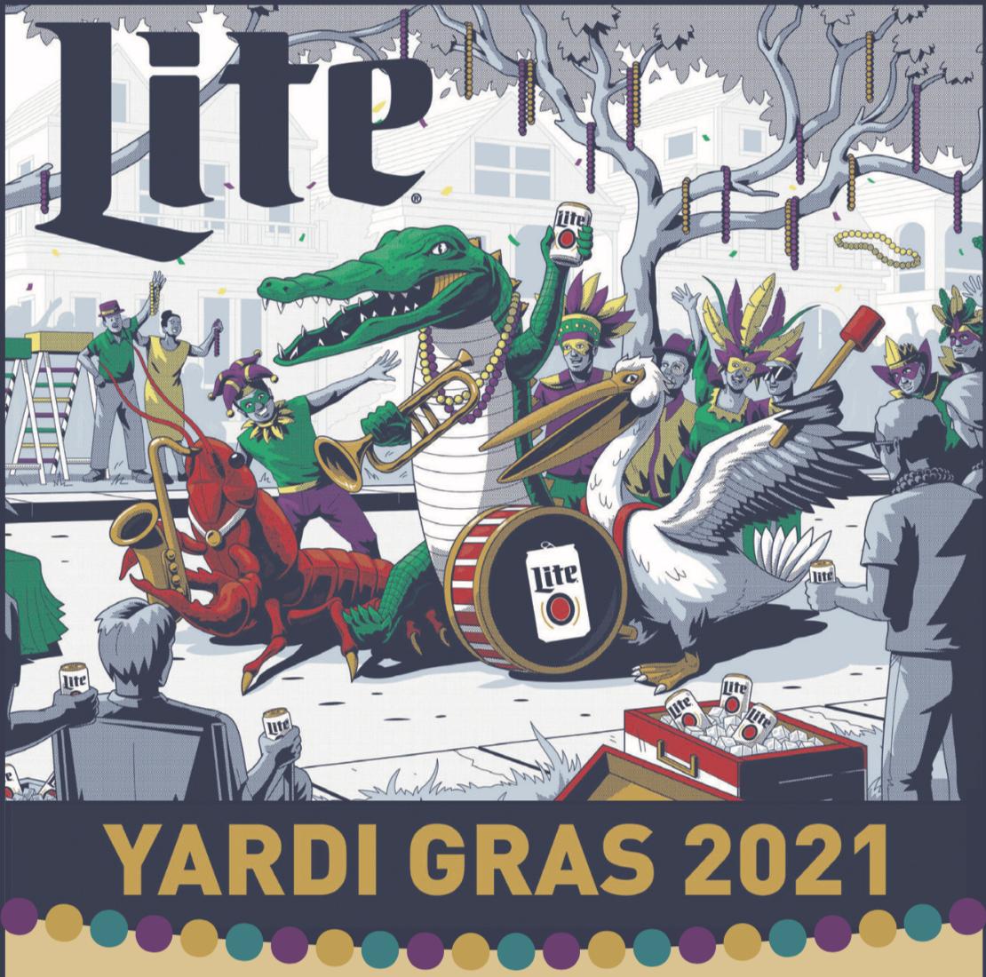 Yardi Gras 2021