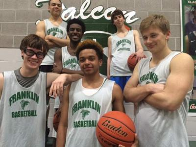 Ben Franklin turnaround: Falcons boys basketball team 22-3 overall, 5-0 in District 9-4A after going 0-6 in district last season _lowres