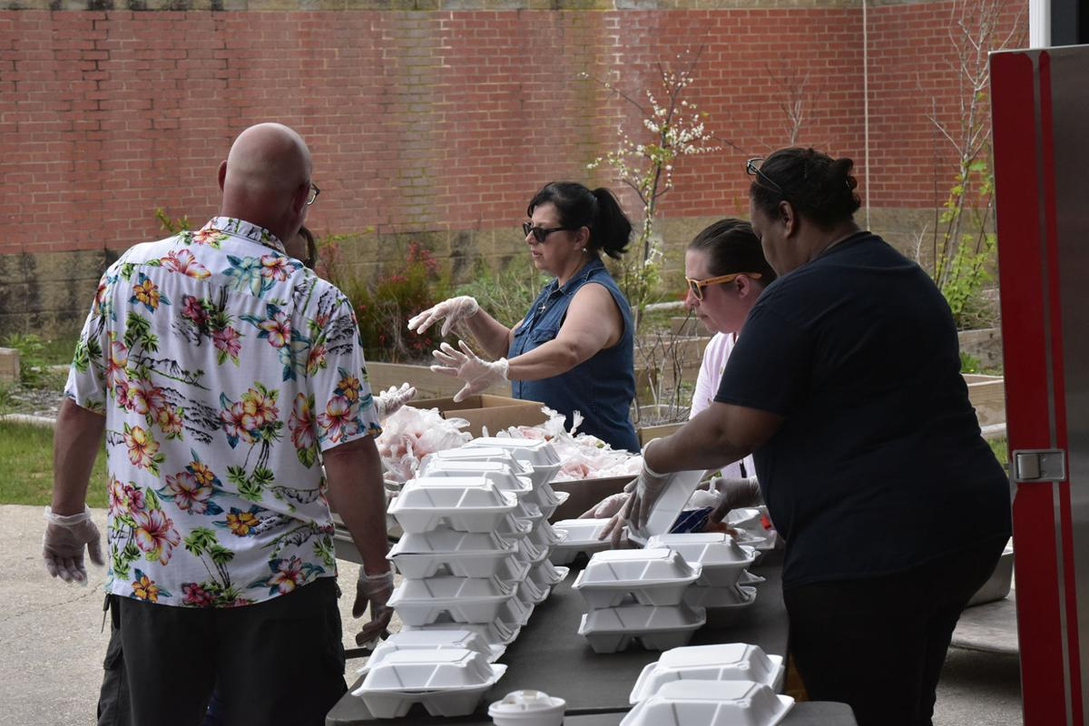 Grab and go meals in St. Tammany Parish