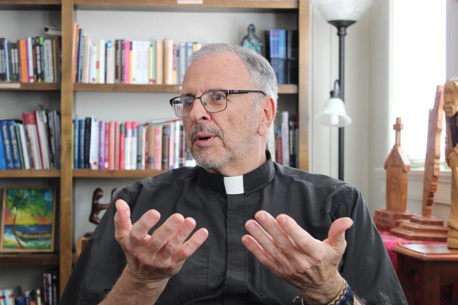 Rape allegations surface for Jesuit priest accused of inappropriate conduct at Loyola, Boston College