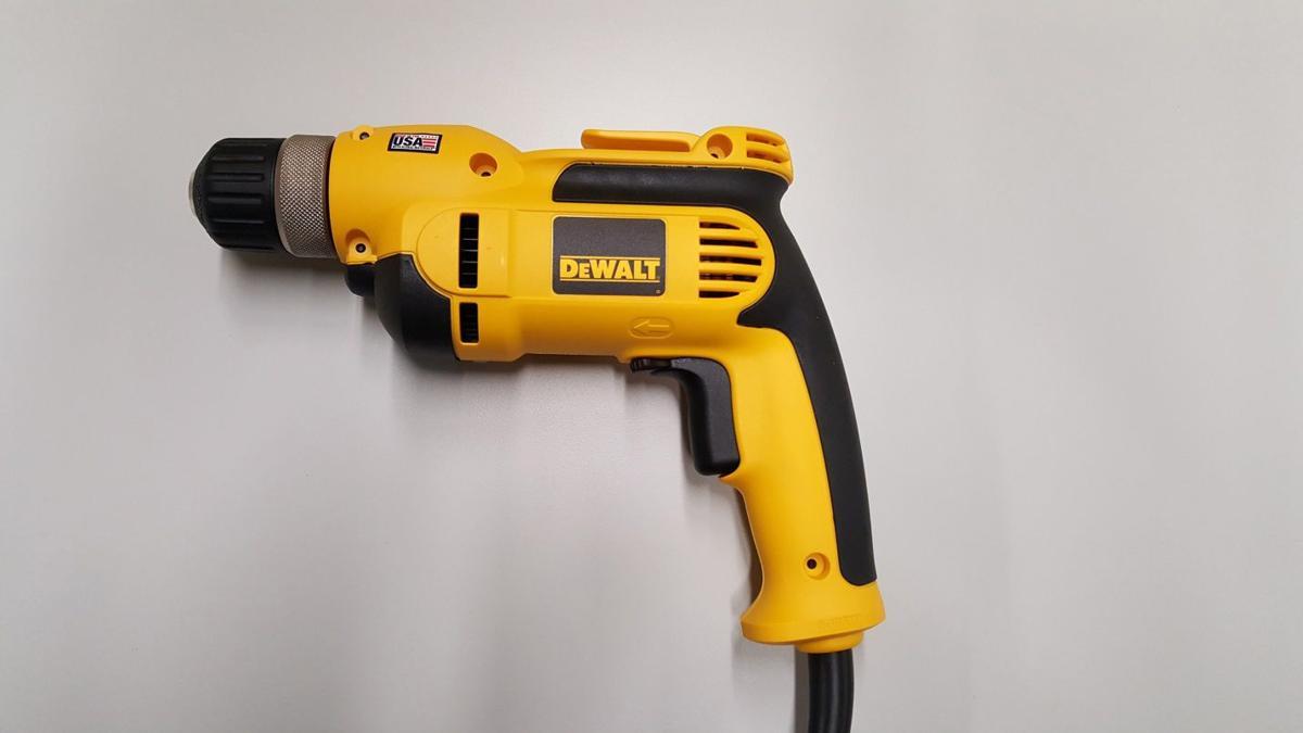 DeWalt recalls more than 100,000 drills over shock hazard