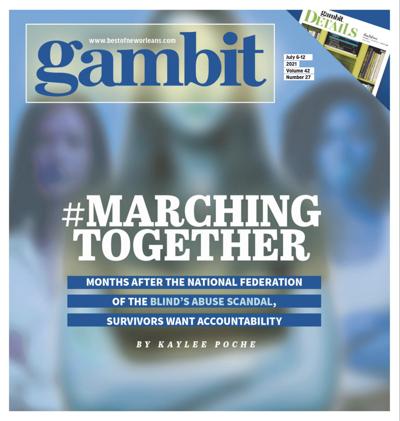 Gambit cover 07.06