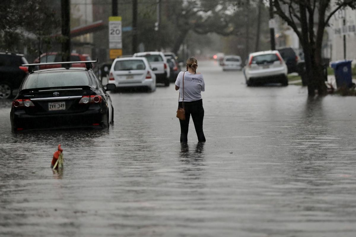 Rain on 11/25/2020 in Midcity