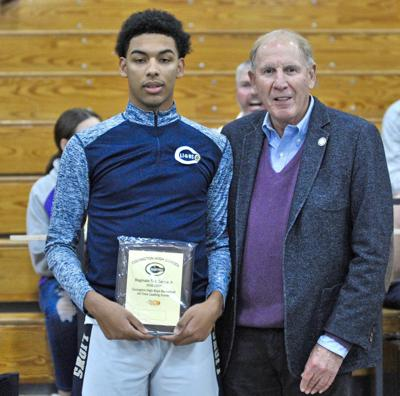 Covington honors Reggie Gause