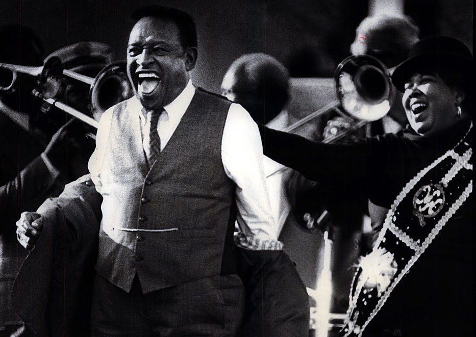 In 1980, Louis Armstrong Park finally opened, just in time for Jazz Fest: See photos