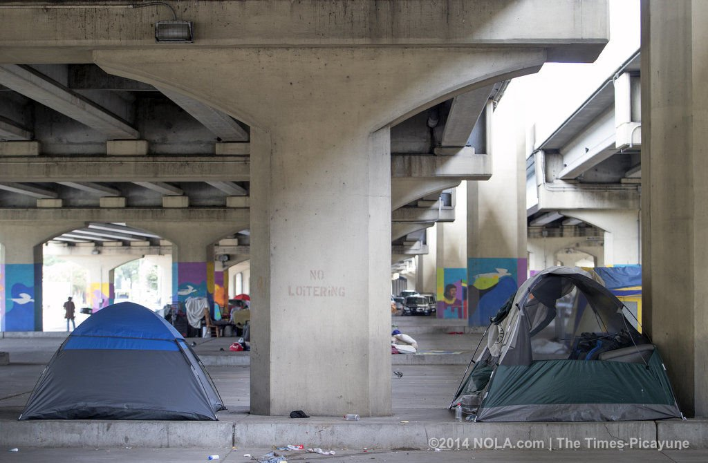 City Council balks at proposed law targeting New Orleans homeless
