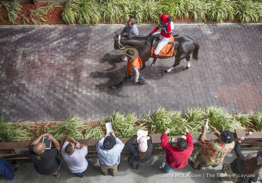 Louisiana Derby Day and more things to do in New Orleans Saturday