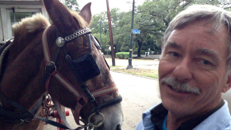 Father and son keep Roman Candy rolling through New Orleans