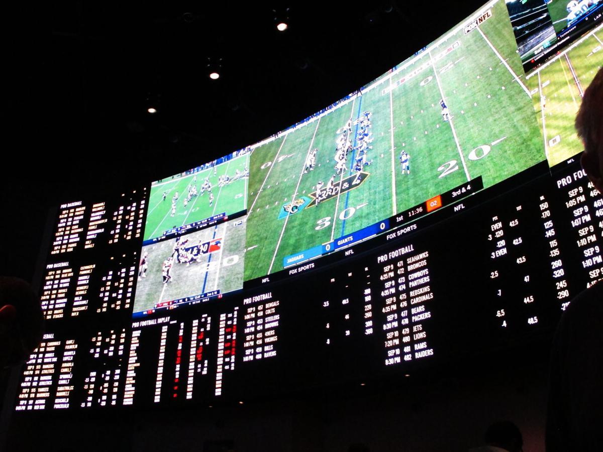 Sports betting louisiana giants vs redskins betting tips