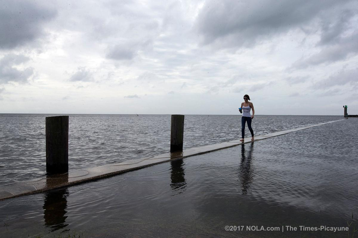 Watch Hurricane Nate update from New Orleans officials Saturday afternoon