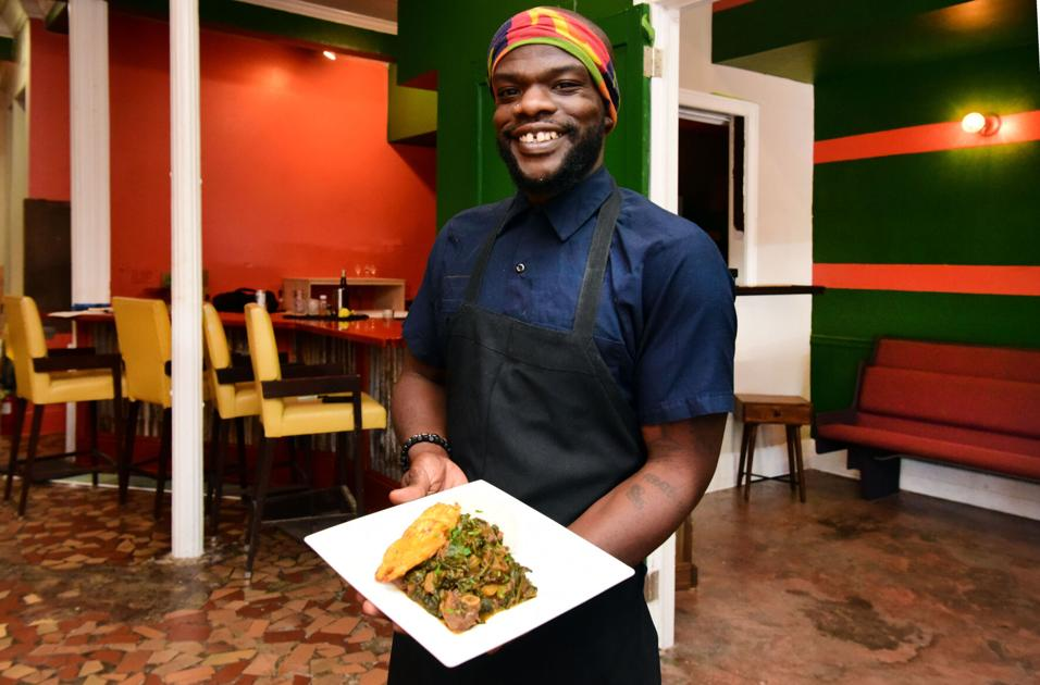 Charly Pierre opens Fritai, Haitian restaurant, in Treme