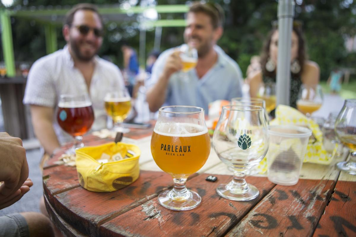 Parleaux Beer Lab in Bywater