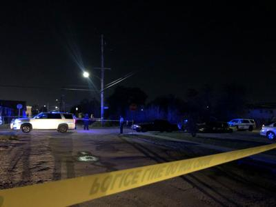 Lower 9th ward homicide
