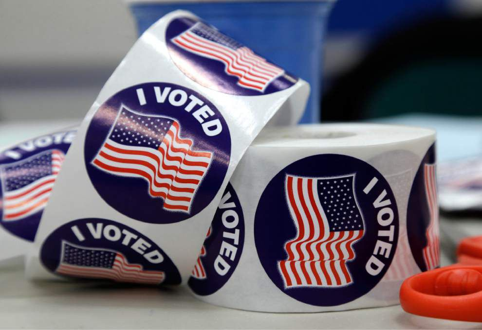 After good start, 'it will get busy again' for New Orleans-area voters; polls close at 8 p.m. _lowres
