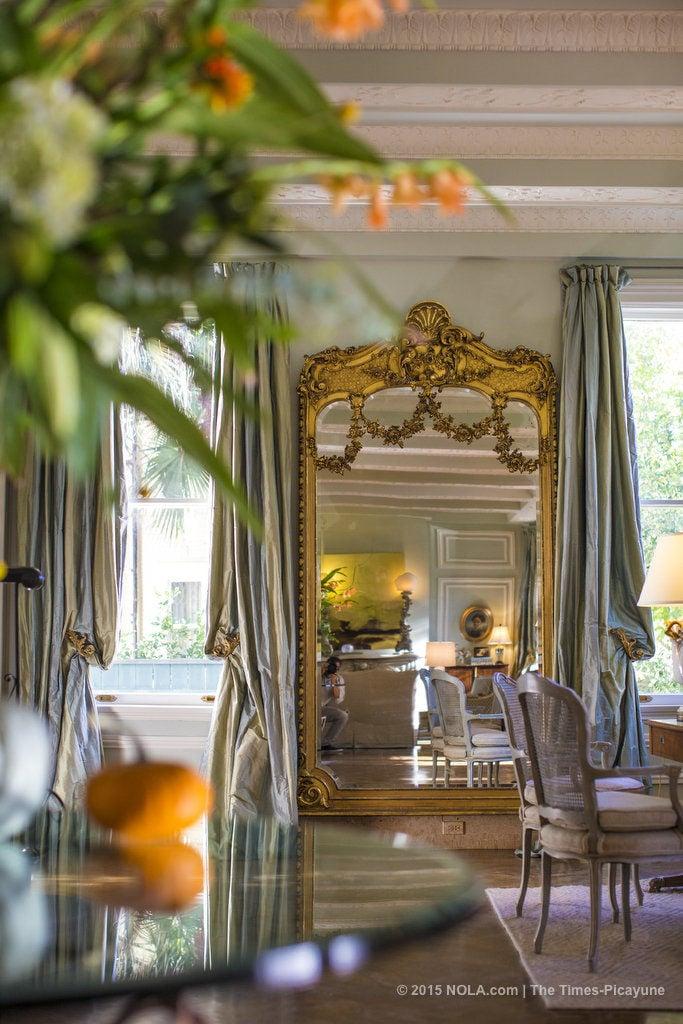 Decor Diva Caroline Robert Remakes Her New Orleans Perch Home