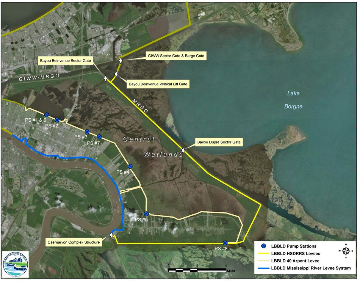 Levee authority delays turnover of drainage assets to St. Bernard until at least July 1
