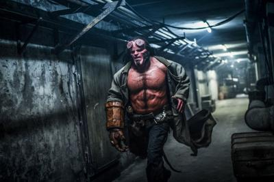 Aw, heck no: Genteel theater changes title of 'Hellboy' on its marquee