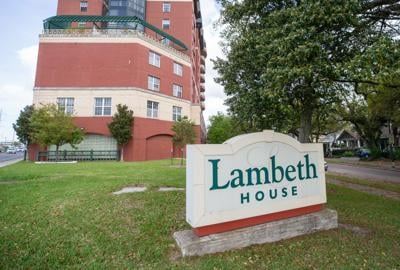 Lambeth House file stock art coronavirus