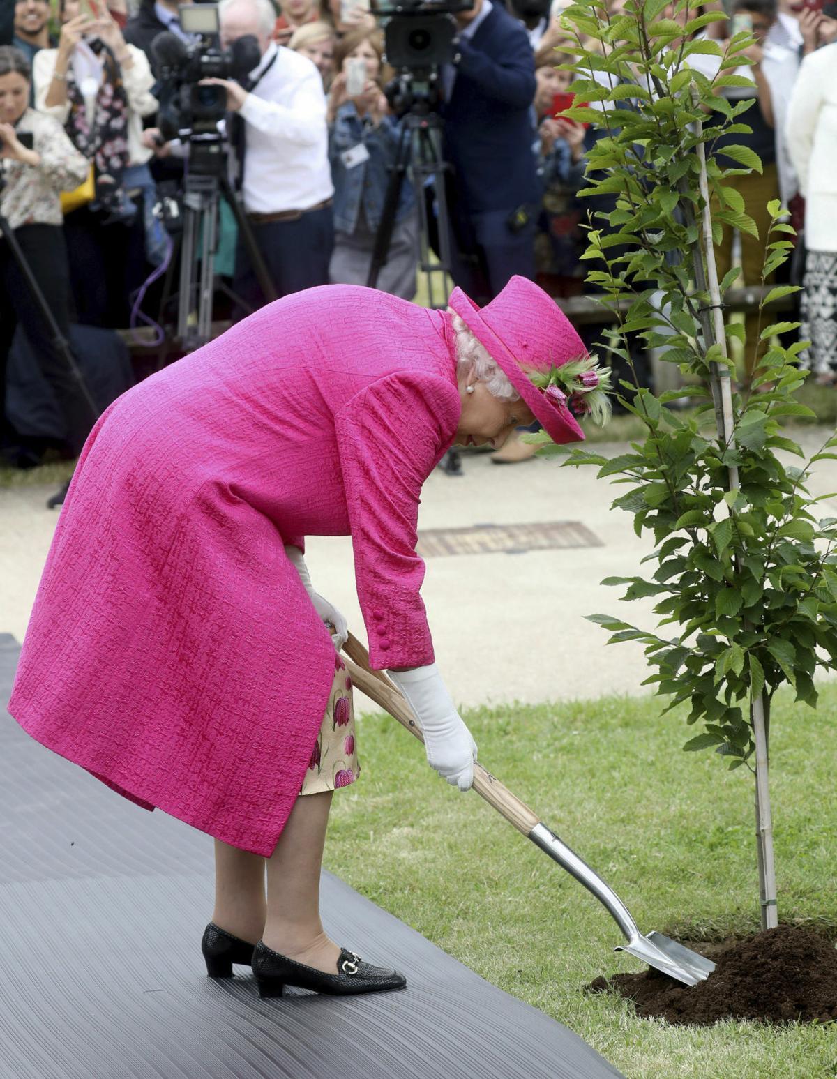 Britain Royal Queen