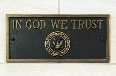 Bill requiring display of 'In God We Trust' at public schools becomes law