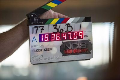"""NCIS: New Orleans"" stock photo"