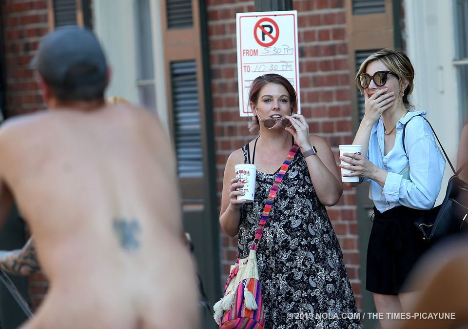 The 11th annual World Naked Bike Ride, New Orleans edition: See the photos