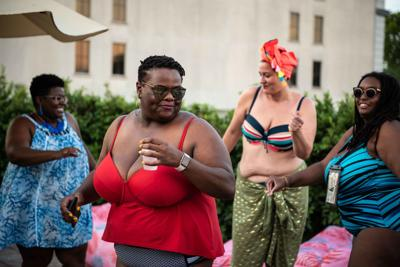 Not So Skinny Dip, a plus-size pool party, is back — and bigger — for year 2