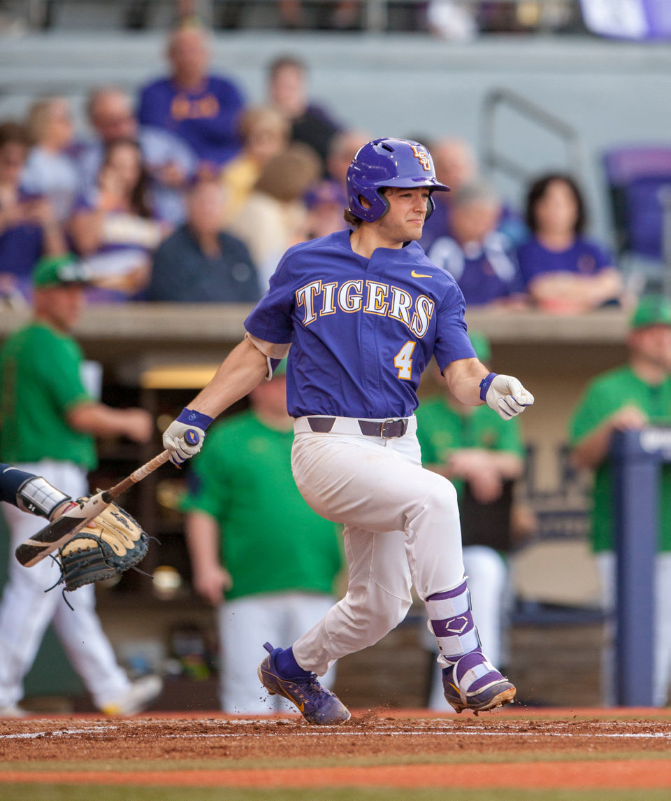 What will the LSU baseball infield look like in 2019