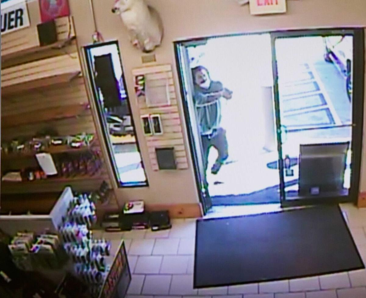 Jefferson Gun Outlet shooting: Surveillance image 3