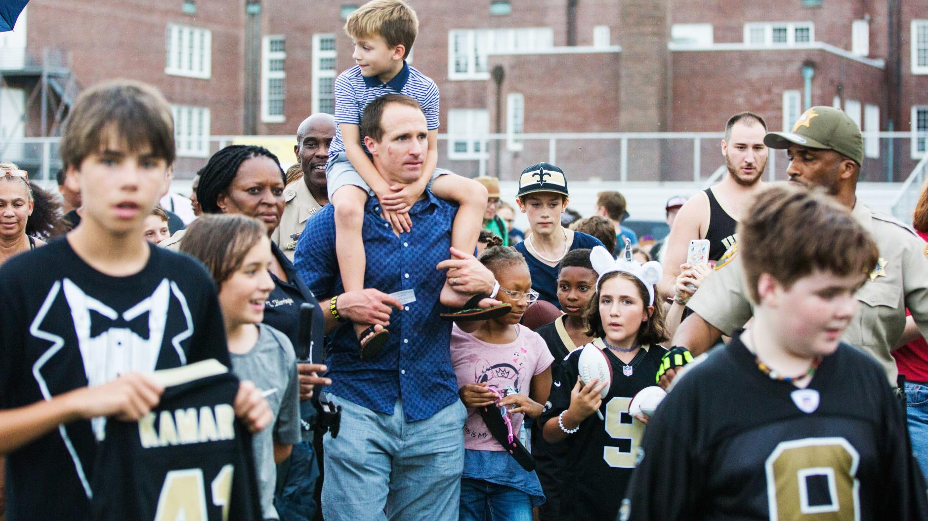 For many, Drew Brees' dedication to New Orleans meant as much as his work in a Saints jersey | Drew Brees | nola.com