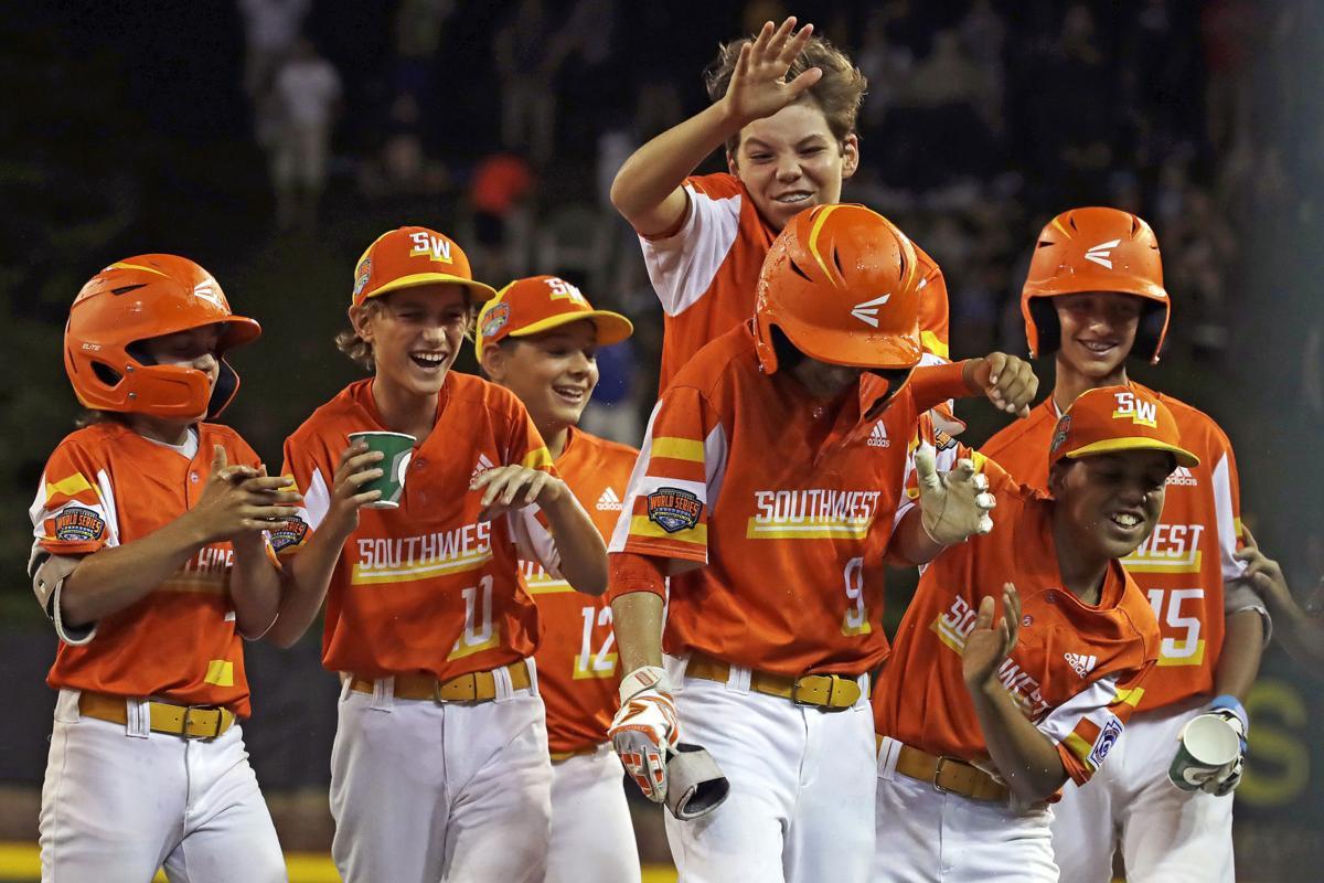 LLWS Virginia Louisville Baseball