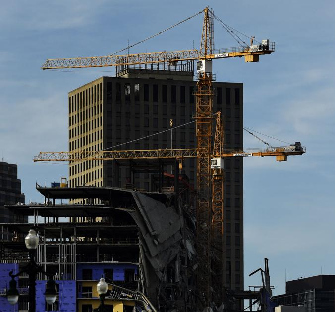 At Hard Rock Hotel collapse site, officials abandon hope for