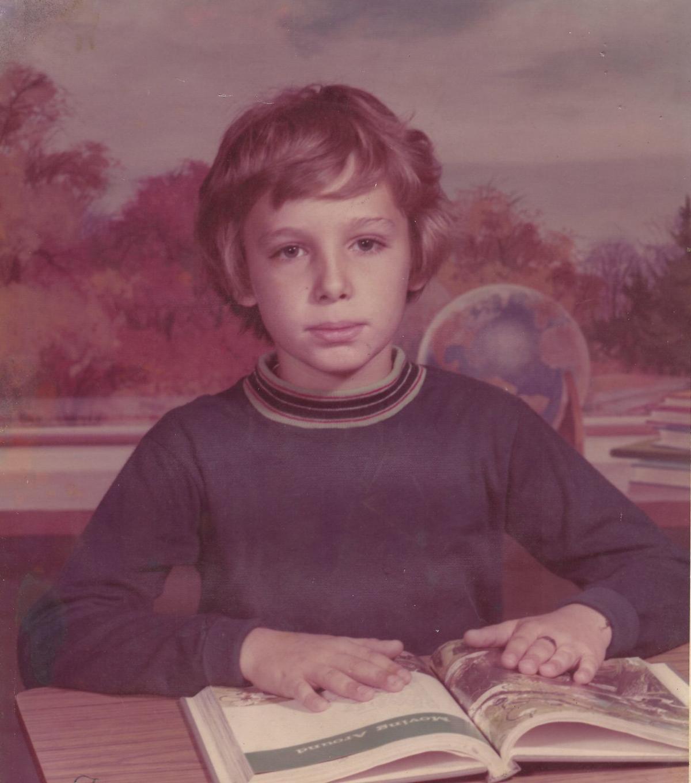 Young Ricky Windmann