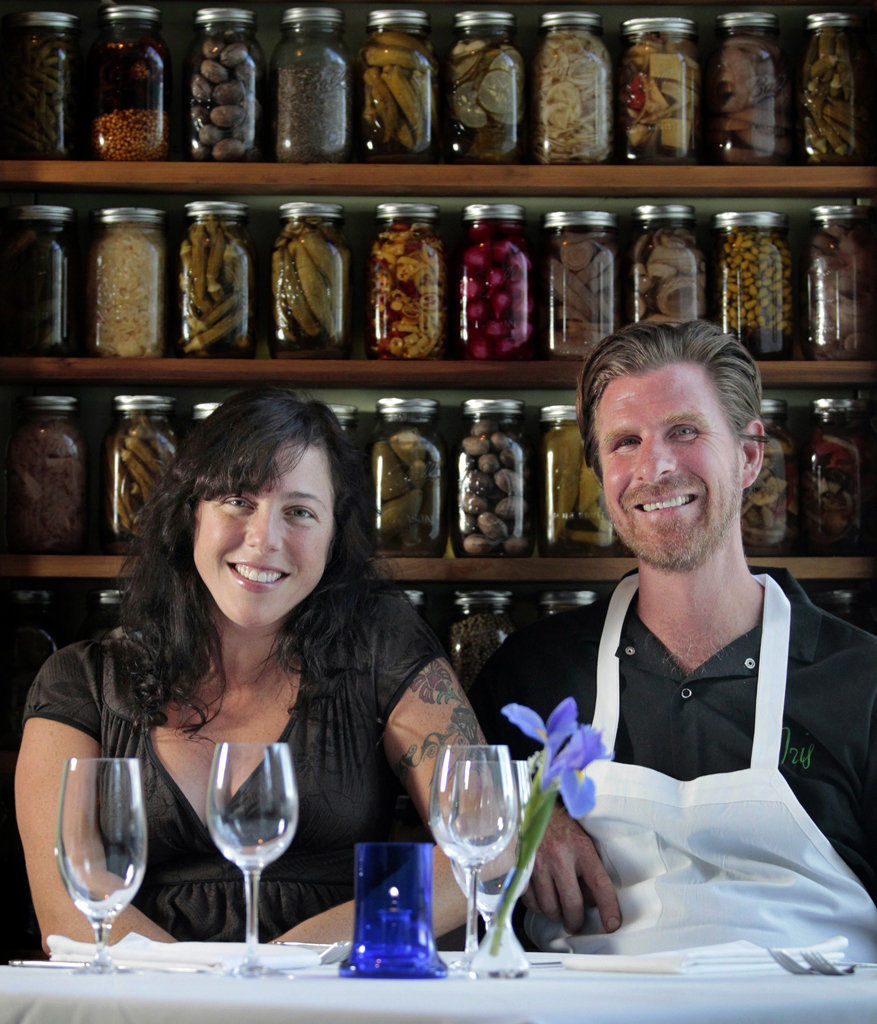 Iris restaurant to close at the end of May